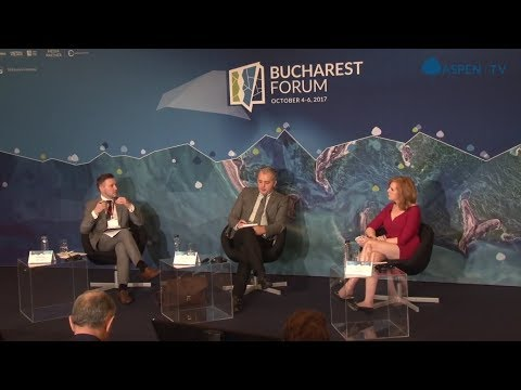 """A New Economic World Order: What Role for Emerging Europe?"" at Bucharest Forum 2017"
