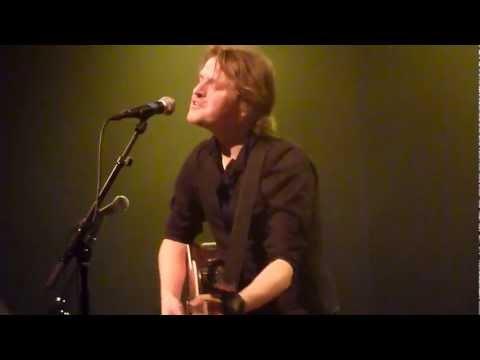 Tom McRae - A & B song @ Gent 17-10-2012