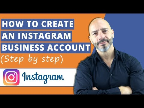 How to create an Instagram Business Account (step by step) from YouTube · Duration:  7 minutes 6 seconds