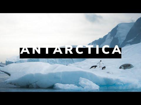 Travel to Antarctica Video
