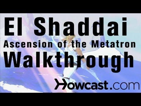El Shaddai Walkthrough Part 25: Azazel's Zeal (1 of 3)