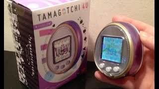 Unboxing the Tamagotchi 4U