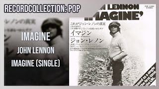 John Lennon - Imagine (Single Version) (HQ Audio)