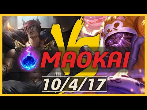 ARCANE COMET MAOKAI SUPPORT [Patch 10.6] KR Master Winrate 59% | League of Legends