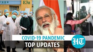 Covid update: PM Modi to launch vaccination drive; health minister busts myths