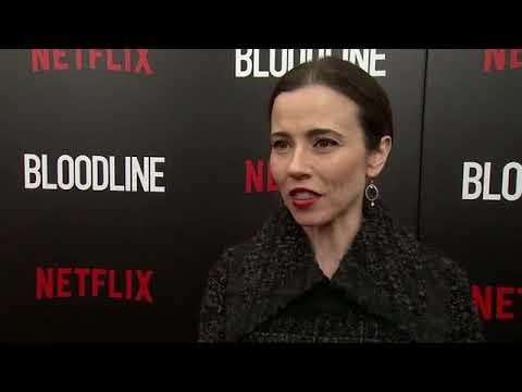 EVENT CAPSULE CHYRON - Netflix Original Series 'Bloodline' New York City  Premiere
