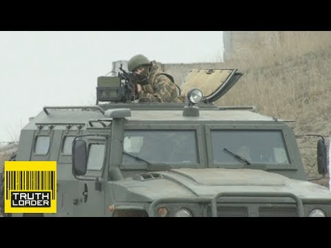Russia fires first shots of Crimea invasion - Ukraine update - Truthloader