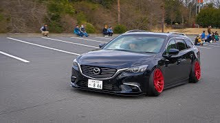 【アワード受賞走行】Award winning cars are running.(Hotsprings 3rd~WORK Wheels~) thumbnail