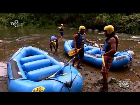 Survivor All Star - Gönüllülerin Rafting Macerası (6.Sezon 66.Bölüm)