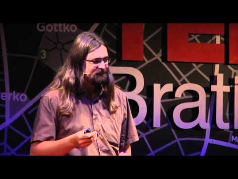 Once upon a time, there was Internet: Radovan Semancik at TEDxBratislava