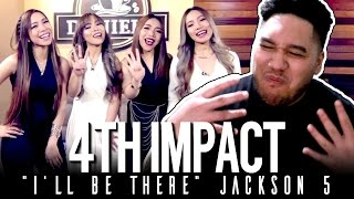 Baixar 4TH IMPACT - I'll Be There (Jackson 5 Cover) REACTION!!!