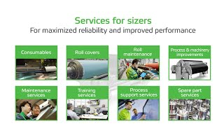 Valmet Sizer Consumables for optimized surface sizing and coating performance