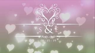 Monogram Choices - Crystal Dream Events