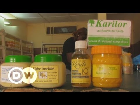 Shea butter is good for more than just skin | DW English