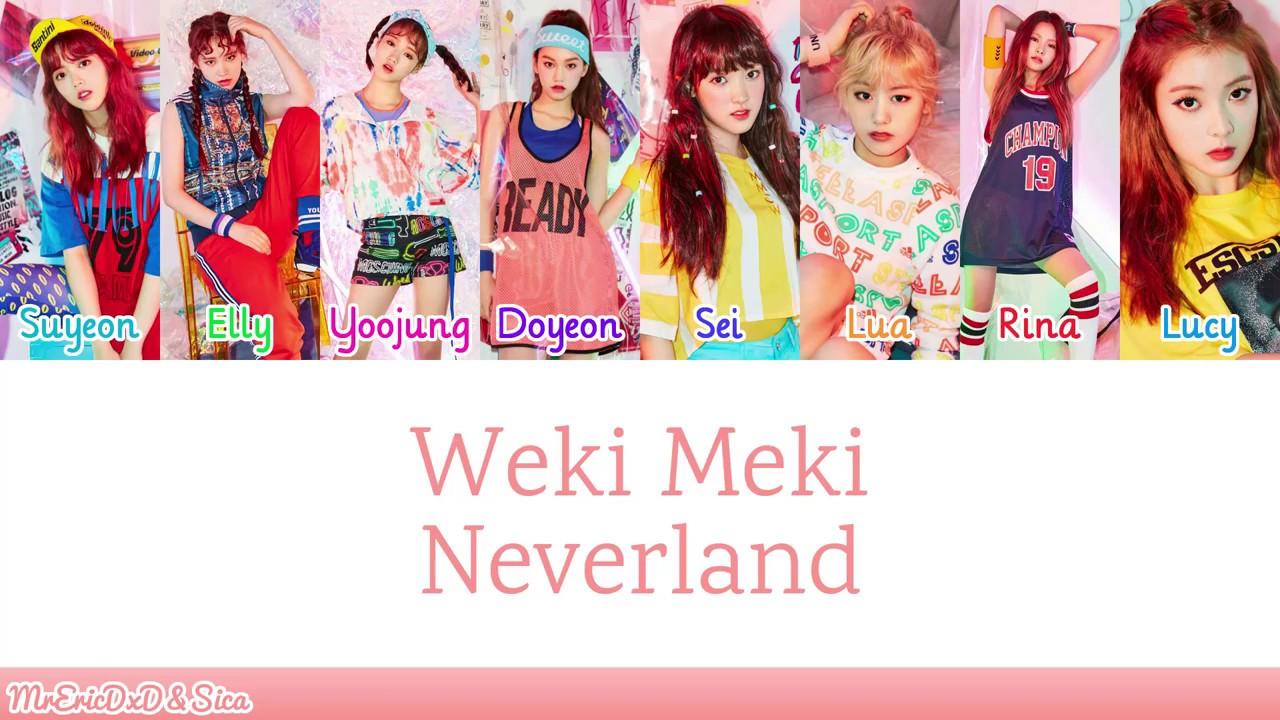 Weki Meki – Neverland (위키미키)
