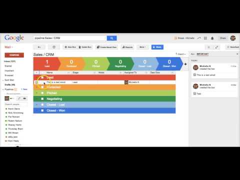 Review: Streak CRM for Gmail/Google Apps