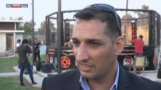 بطولة للفنون القتالية المختلطة ببغداد