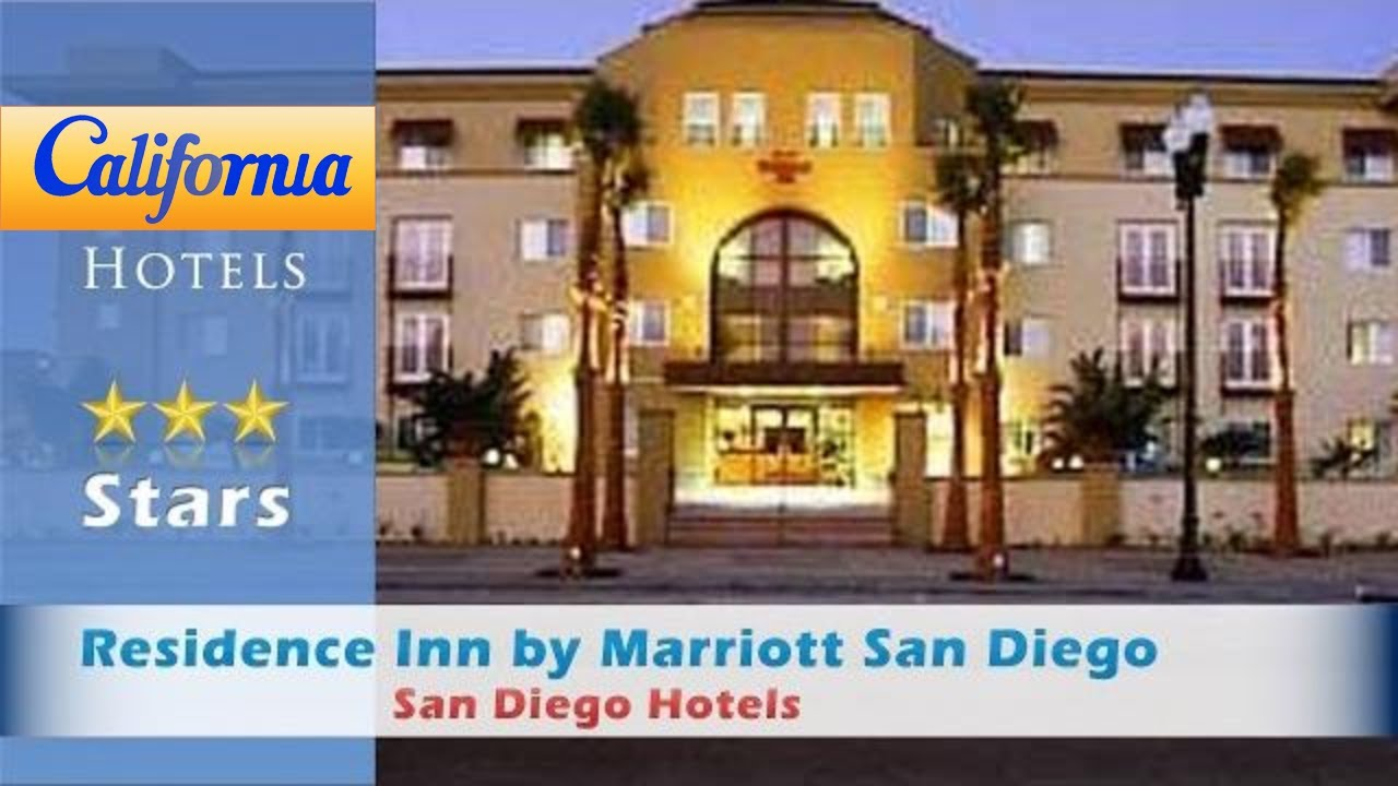 Residence Inn By Marriott San Diego Downtown San Diego Hotels