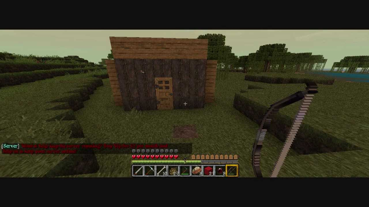 Saga Bukkit Tutorial For Minecraft Servers HD YouTube - Minecraft hauser verschonern