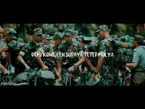 DEMI KOWE PENDHOSA (SKA) LYRICS VIDEO VERSI TNI