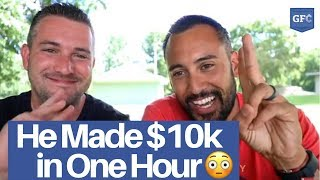 $10,000 in One Hour (without being an expert)