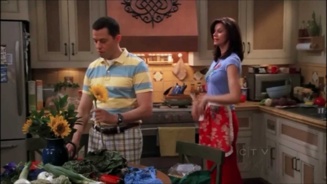Two and a Half Men Mailbox Open Mailbox Closed HD YouTube