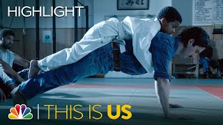 This Is Us - A Father/Son Initiation (Episode Highlight)