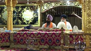 Gurudwara guru nanak sahib ji vikhe 20 saal di sampuran aatey 21 saal di arambhta di Khushi vich