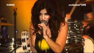 (HD 1080) Marina and the Diamonds - Shampain (SWR3 Concert 23/09/2010) 10