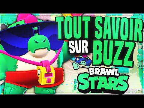 TOUT SAVOIR sur BUZZ le NOUVEAU BRAWLER CHROMATIQUE et LA SAISON 7 de BRAWL STARS - BRAWL STARS FR