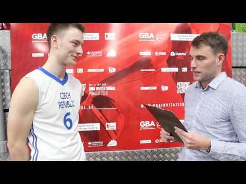 GBAI2016 - Interview: Jiří Šícha, Kryštof Kulčák (Czech U18)