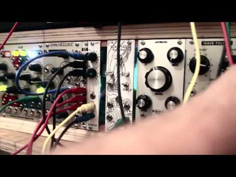 Synthrotek Eurorack Atari Punk Console Module w/ Cliff White