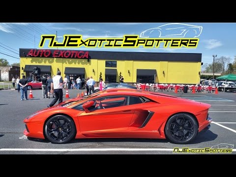 auto exotica inc open house exotic car show youtube. Black Bedroom Furniture Sets. Home Design Ideas