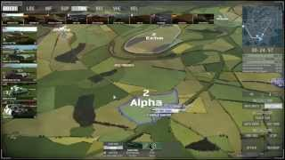 The Albion Plateau - All 15 Command Stars - M4 Able Archer - Wargame European Escalation Guides