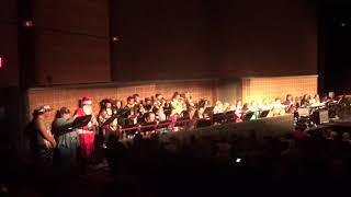 2018 Fruitport HS Jazz Band - Halloween Concert - Wizard Wheezes