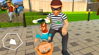 Robbery Clash Thief Pranks All Levels Gameplay Walkthrough  (Android,ios)