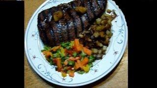 Jim Beam Steaks