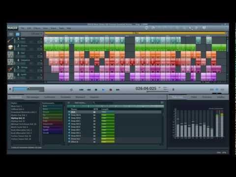 Hip Hop - Song - Made in MAGIX Music Maker MX