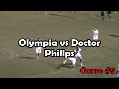 Olympia vs Doctor Phillips Full Game