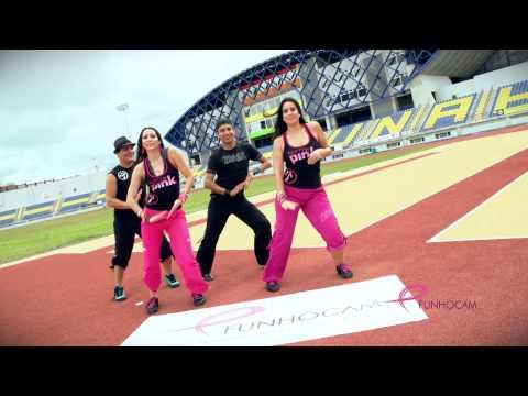 """Zumba """"Bailando"""" Enrique Iglesias by Honduras Dance Crew"""
