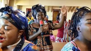 """Unafiki"" or"" Hyppocrisie"" by Rev. Anna Nyasa at Come to Jesus Ministries, Denver"