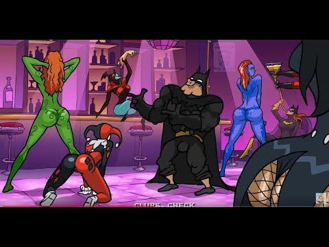 BATMETAL TRILOGY (Batman Parody)