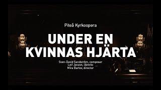 Under en kvinnas hjärta by Sven-David Sandström