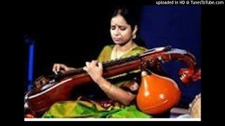 Jayanthi Kumaresh- Veenai -mathE-varnam-khamas-h.m.bhagavathar