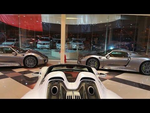 Dubai Leap: Ep #3 - Car Crashes, Yas Marina F1 & Exotic Dealerships in Abu Dhabi