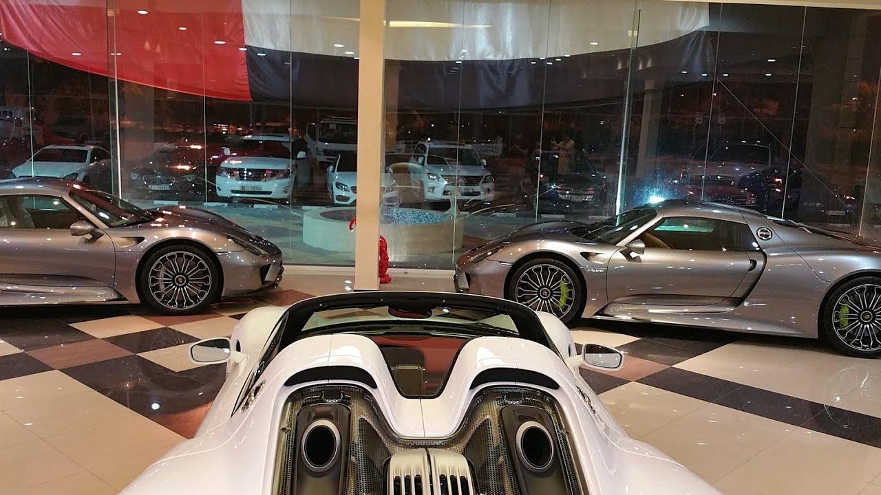 Dubai Leap: Ep #3 - Car Crashes, Yas Marina F1 & Exotic Dealerships