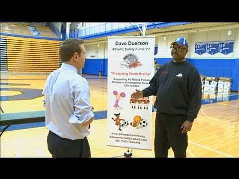 IPS Concussion Symptom Training with the Dave Duerson Athletic Safety Fund using Concussion Goggles