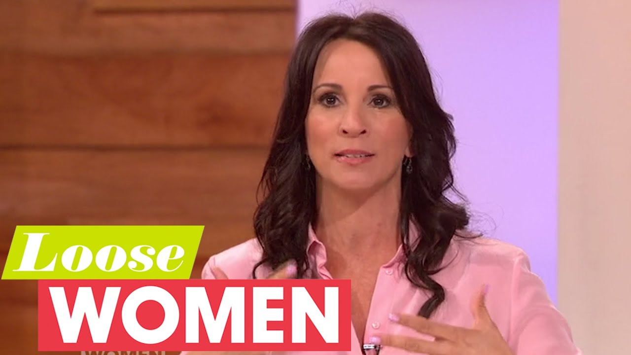 Curious andrea mclean loose women