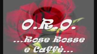Oro - Rose Rosse e Caffè