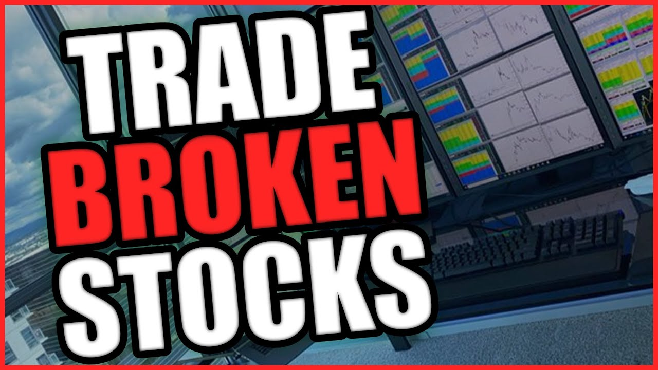 Download How To Trade BROKEN STOCKS | Daily MIC Process Explained w TomDiesel [PREVIEW]